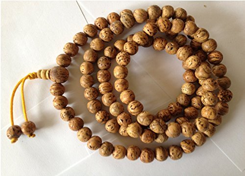 Bodhi Seed Mala - Tibetan Original Bodhi Seed Mala Beads for Meditation
