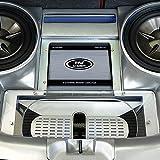 4 Channel Car Stereo Amplifier - 1600W Bridgeable