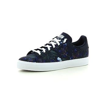 adidas Femme Stan Smith Vulc J S81613 Baskets Pour Femme adidas Multicolore f895bc