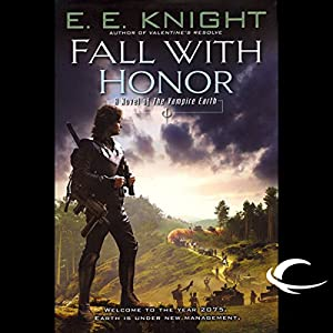 Fall with Honor Audiobook