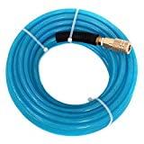 100Ft Air Hose 1/4 in ID, 300 PSI, Polyurethane (PU) Hoses with 1/4