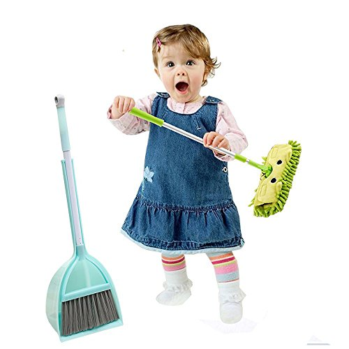 broom and mop set for toddlers - 8