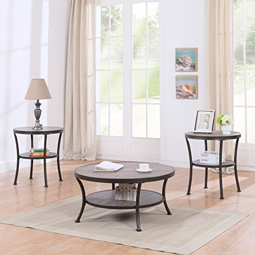 Top 5 best end tables living room grey for sale 2017 for Living room end tables for sale