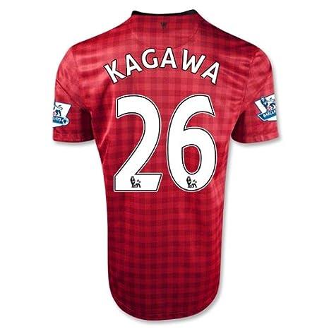 buy popular a85f5 816ab Manchester Man United 12-13 Shinji Kagawa #26 Home (S,M,L,XL ...