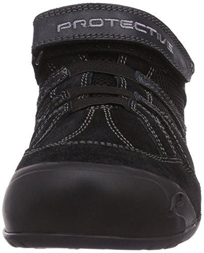Protective Schwarz Unisex Black Sandali 999 Adulto Frenso Nero rwUrZvOq