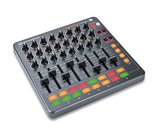 novation-launch-control-xl-ableton-live-controller-gray