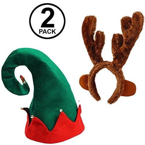 Funny Party Hats Santa Hat