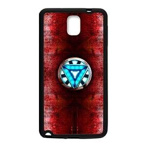 JIANADA Iron man heart Phone Case for Samsung Galaxy Note3 Case