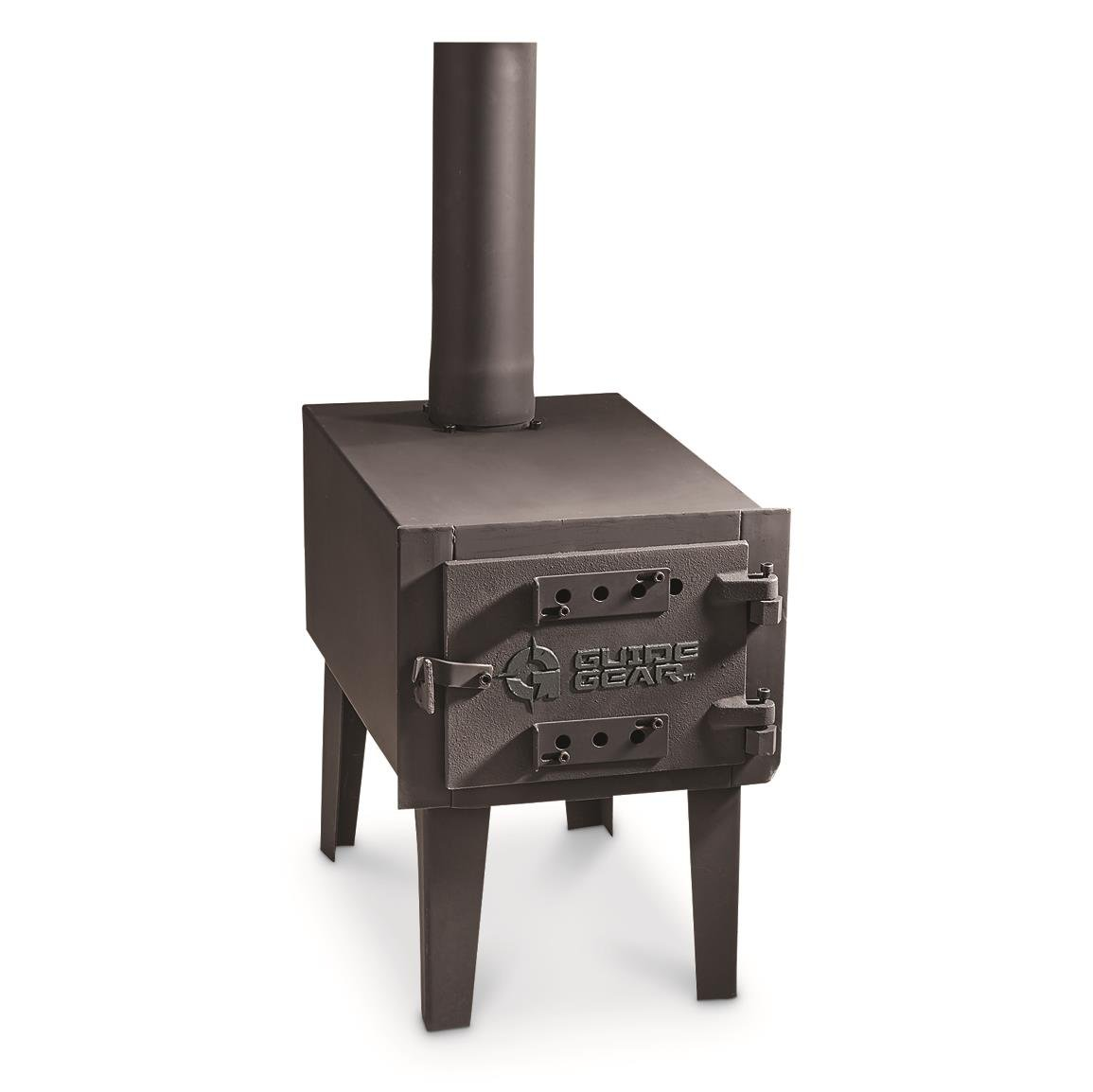 Amazon.com: Guide Gear Outdoor Wood Stove: Sports & Outdoors