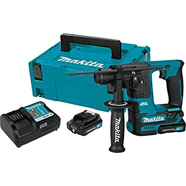 Makita RH01R1 12V max CXT Lithium-Ion Brushless Cordless 5/8 Rotary Hammer Kit