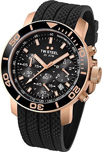 TW Steel GrandeurDive Men s Chronograph Watch TW702