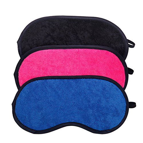 Microfiber Blindfold Travel Sleeping Relieve product image
