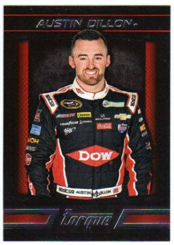 2016 Panini Torque Racing #12 Austin Dillon Dow Chemical/Richard Childress Racing/Chevrolet Official NASCAR racing card from Panini - Racing Childress Richard