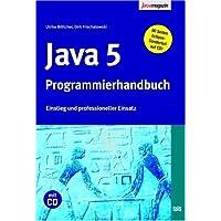 Java 5-Programmierhandbuch mit CD