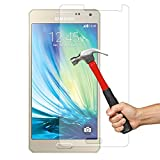 Red Qube Hammer Proof Fiber Tempered Screen Protector with Oleophobic Coating for Samsung Galaxy A5 2015
