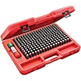 Starrett S4004-500 Precision Steel Pin Gage Set