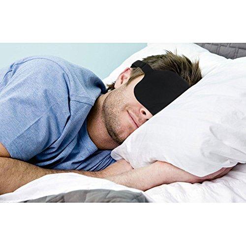 Xcellent Global Super Soft Blindfold Meditation