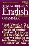 Tests and Drill English Grammer, Dixson, 0139037330
