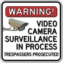 Full Color Video Camera Surveillance in Process - 18x18