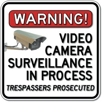 Full Color Video Camera Surveillance in Process – 18×18 For Sale