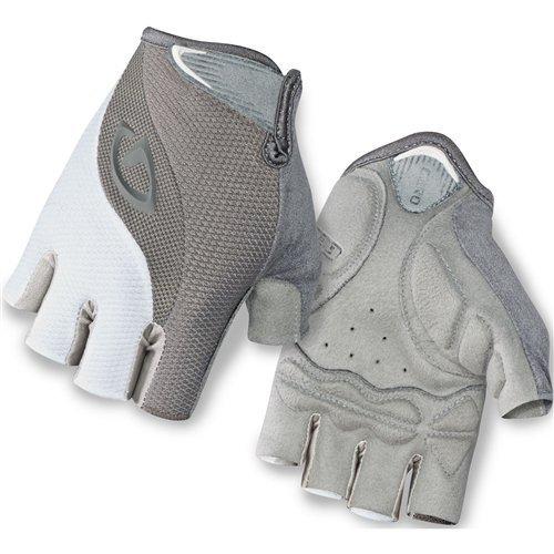 Giro Tessa Glove - Women's White/Titanium Large (Rider Shorts Rise Low)