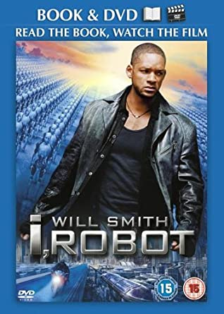 3ffff36d3f67 I Robot - Book   DVD 2003   Amazon.co.uk  Will Smith