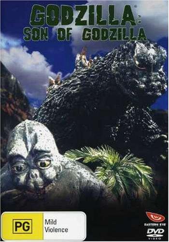 Godzilla Son of Godzilla (Pal/Region 0)