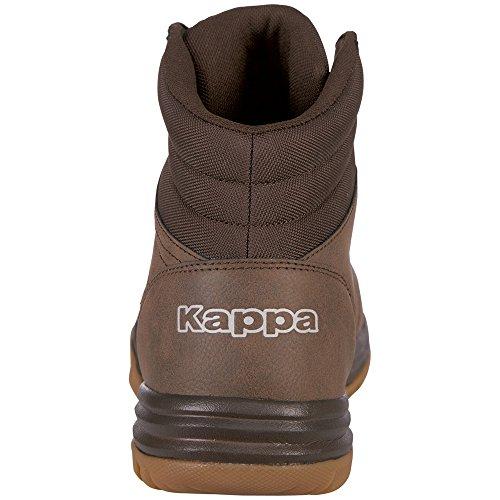 Classici Marrone Kappa 5050 Stivali Uomo Mid brown Brasker wqpOXt