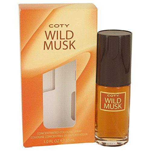WILD MUSK by Çòtý for Women Concentrate Cologne Spray 1 oz ()