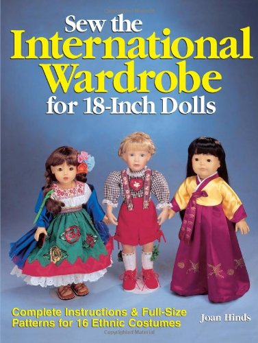 Sew the International Wardrobe for 18-Inch (16 Costume)