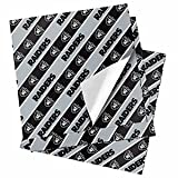 Oakland Raiders Folded Wrapping Paper