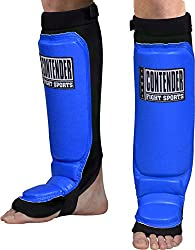 Contender Fight Sports Neoprene Shin Guards from Ringside Inc.