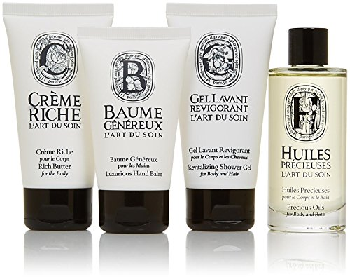 Diptyque Art of Body Care Winter Hydration Set - 4