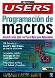 Programacion de Macros, Gustavo du Mortier, 9875261785
