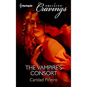 The Vampire's Consort Audiobook