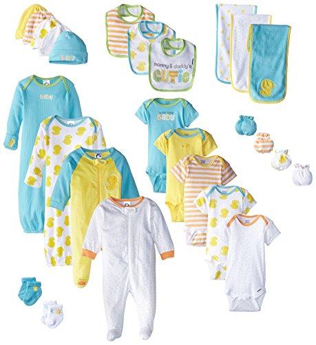 Gerber Baby Girls Piece Essentials