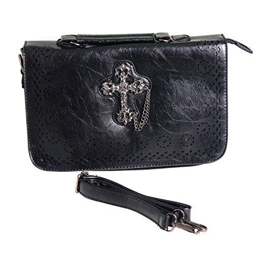 Tasche mit Kreuz