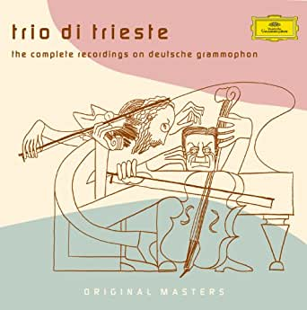 Trio di Trieste - The Complete recordings on Deutsche ...