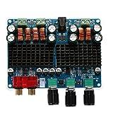 (US) WINGONEER TPA3116 2x50W + 100W 2.1 Dual Channel Power Amplifier Channel Digital Subwoofer Power Amplifier Board DC 12V-26V