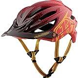 Troy Lee Designs A2 MIPS Helmet 50/50 Red, XS/S