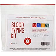 D'Adamo Personalized Nutrition Home Blood Type Testing Kit