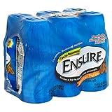 Cheap Ensure Nutrition Drink, Butter Pecan, 6-8 fl oz (237 ml) bottles [1.5 qt (1.42 l)]