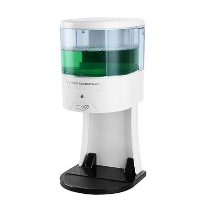 Sensor automático,Montaje en pared,Ir de movimiento por infrarrojos sensor mano libre detergente
