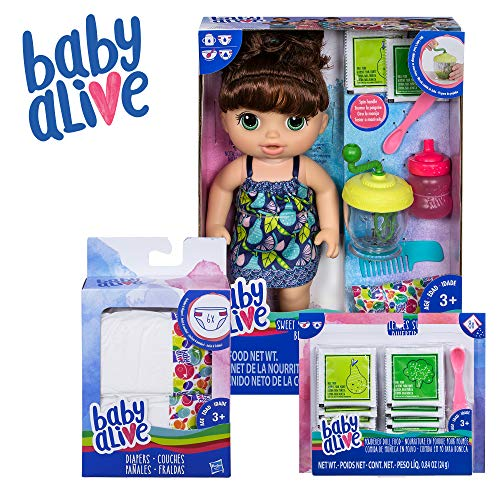 baby alive food and bottle - 9