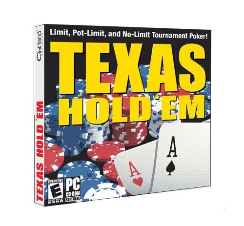 - Texas Hold 'Em (Jewel Case) - PC