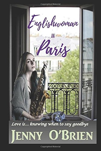 Englishwoman Paris Heartwarming contemporary romance product image