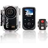 Veho VCC-005-MUVI-NPNG MUVI HD Mini Handsfree ActionCam with Waterproof Case and 8 GB Memory - No Proof No Glory Edition
