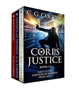 Corps Justice Boxed Set Thrillers ebook product image