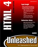 HTML 4 Unleashed, Rick Darnell, 0672313472