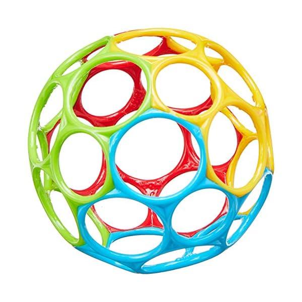 Oball Classic Palla facile da maneggiare, Multicolore 1